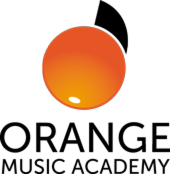 orange music academy logo